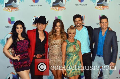 Graciela Beltran, El Dasa, Maria Elisa Camargo, Yolandita Monge, Pedro Moreno and Mane De La Parra