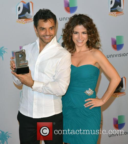 Eugenio Derbez and Alessandra Rosaldo 3