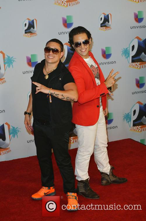 Osmani Garcia and Isaac Reyes 8