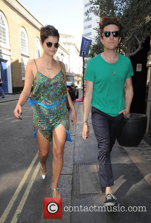 Pixie Geldof and Nick Grimshaw 11