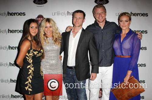 Catherine Giudici, Chelsie Hightower, Jake Pavelka, Sean Lowe and Peta Murgatroyd 2