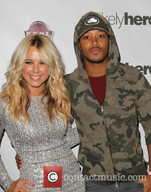 Chelsie Hightower and Romeo Miller 9