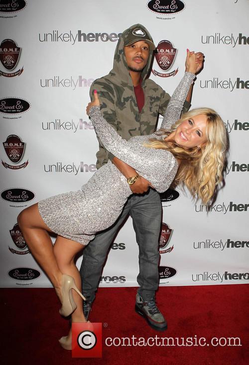 Chelsie Hightower and Romeo Miller 3