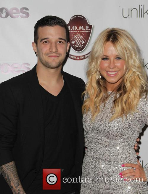 Mark Ballas and Chelsie Hightower 3