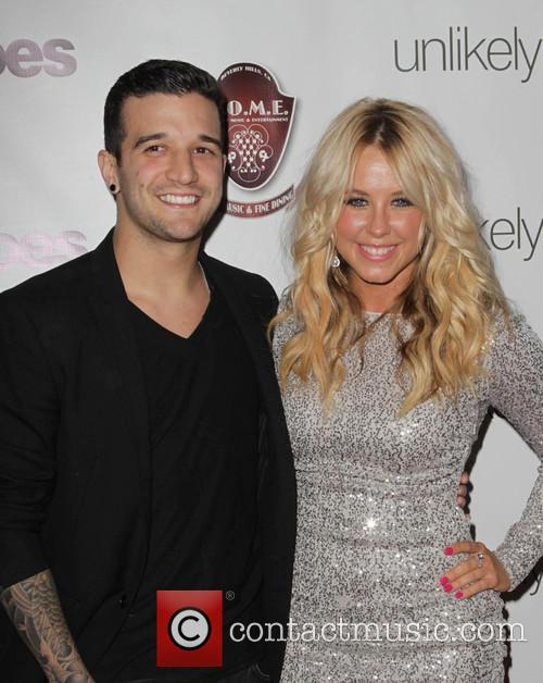 Mark Ballas and Chelsie Hightower 5