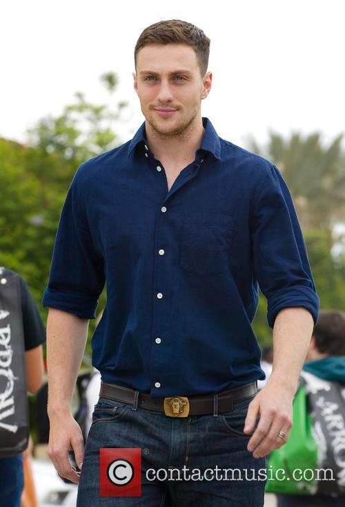 Aaron Taylor-johnson 2