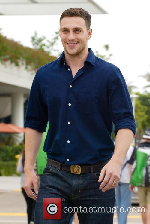 Aaron Taylor-johnson 8
