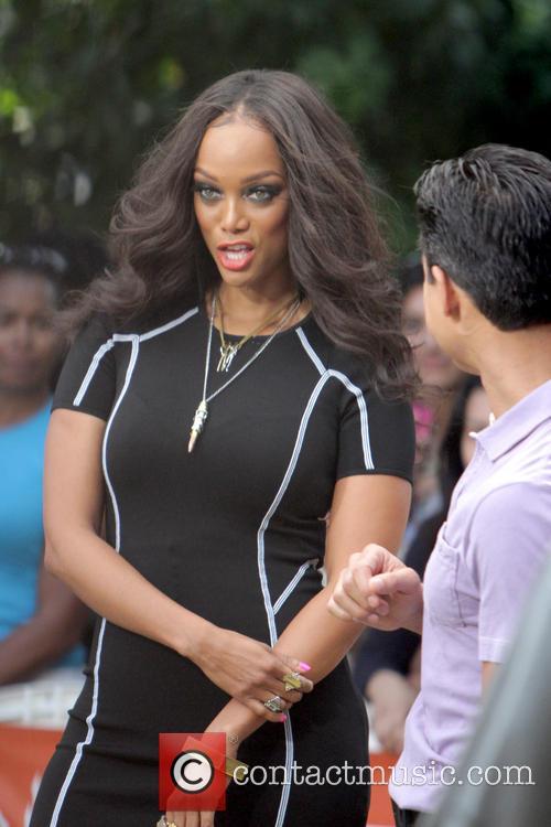 Tyra Banks 7