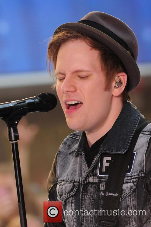 Fall Out Boy and Patrick Stump 5