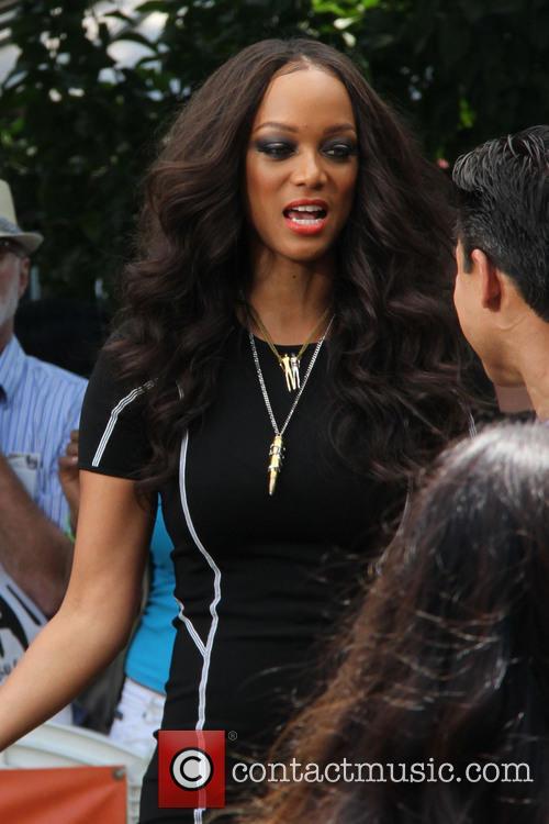 Tyra Banks 14