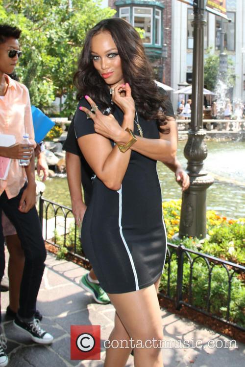Tyra Banks, The Grove