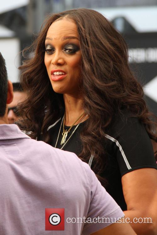 Tyra Banks 18