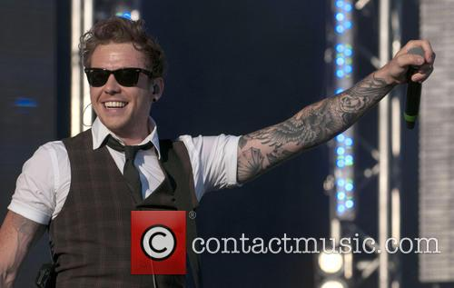 Danny Jones and Mcfly 1