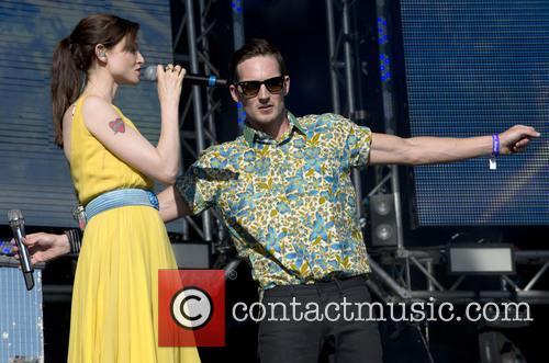 Sophie Ellis-bexter and Daniel Gillespie Sells 4