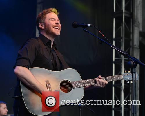 Josh Ritter performing live