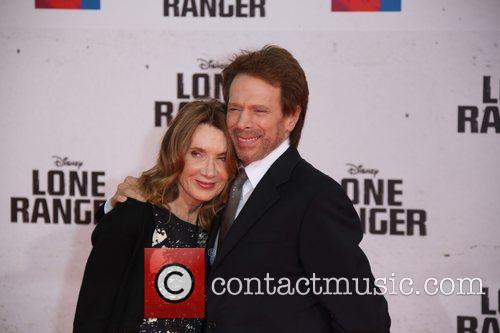 Premiere of 'Lone Ranger' at Cinestar Movie Theater...