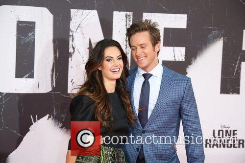 Elizabeth Chambers and Armie Hammer 6