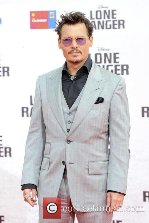 Johnny The Lone Ranger Premiere Germany