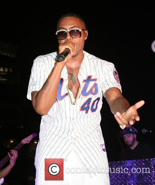 nas nas performing at new york mets 3772395