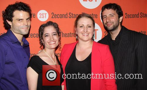 Mandy Moore, Gaby Alter, Michelle Tattenbaum and Itamar Moses 2