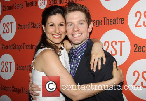 Stephanie J. Block and Rory O'malley 5