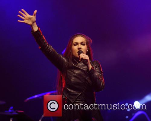 Amaranthe performs live in Toronto
