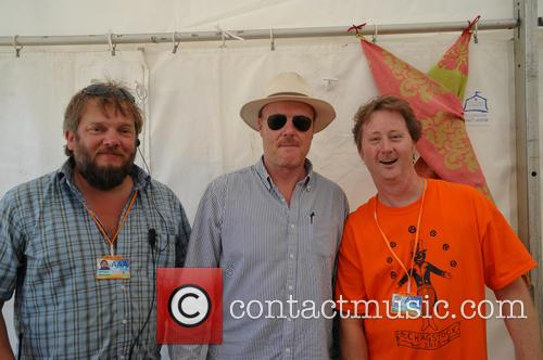 Boomtown Rats, Simon Crowe, Si Ford and Mark Walker 2