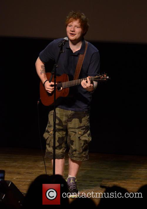 Ed Sheeran 10