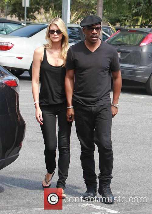 Eddie Murphy and Paige Butcher 18