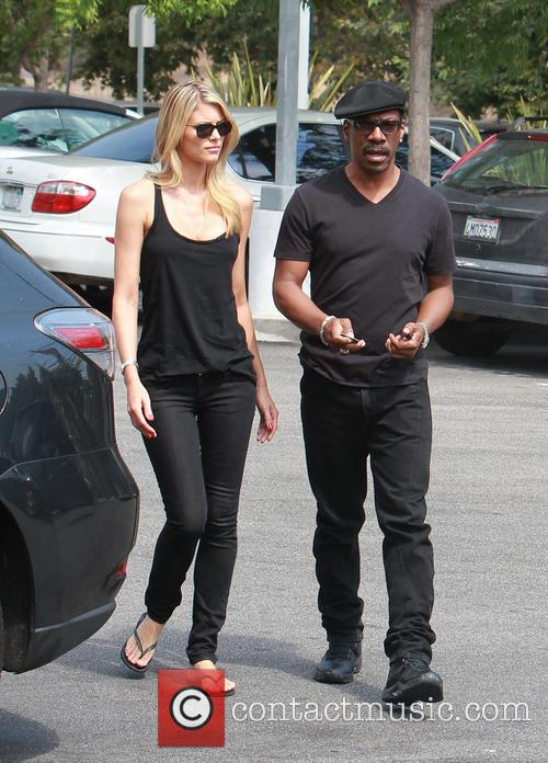 Eddie Murphy and Paige Butcher 20