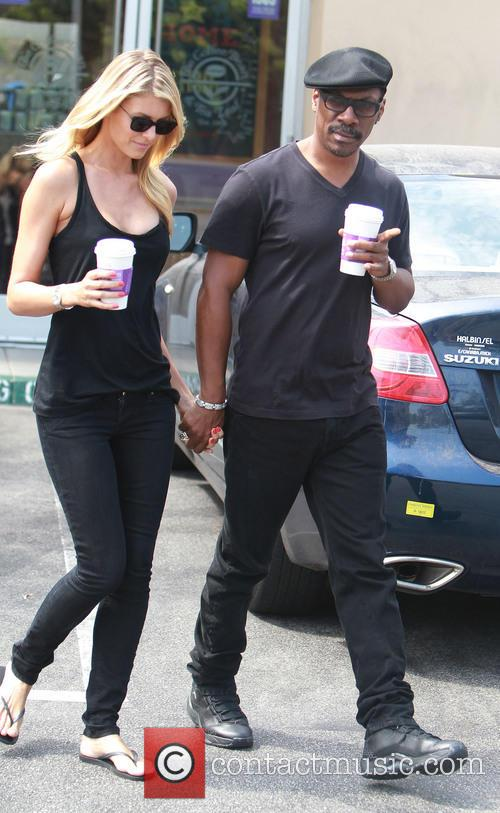 Eddie Murphy and Paige Butcher 22