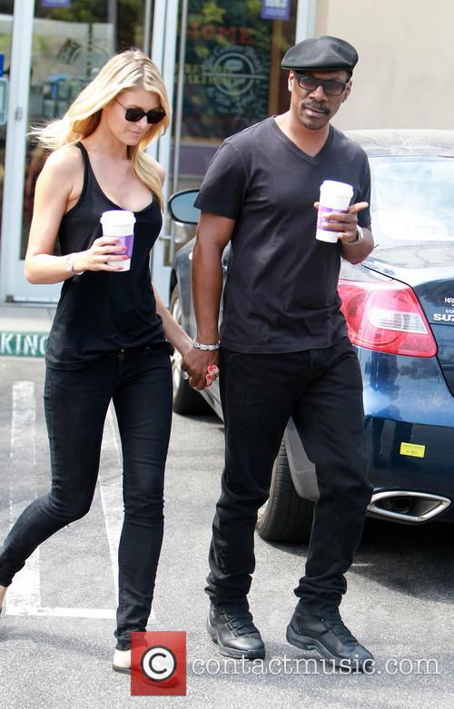 Eddie Murphy and Paige Butcher 25