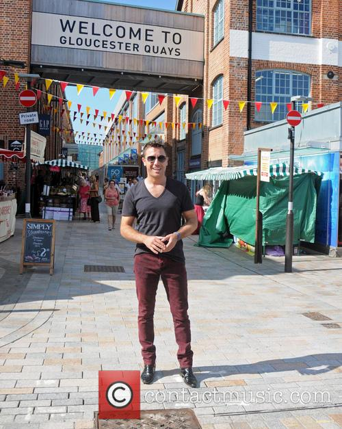 Gloucester Quays Food Festival 2013