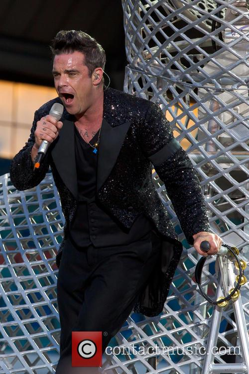 Robbie Williams 16