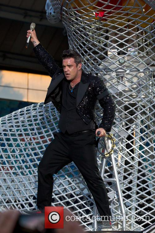 Robbie Williams 18