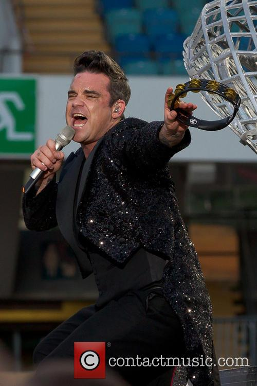 Robbie Williams 22