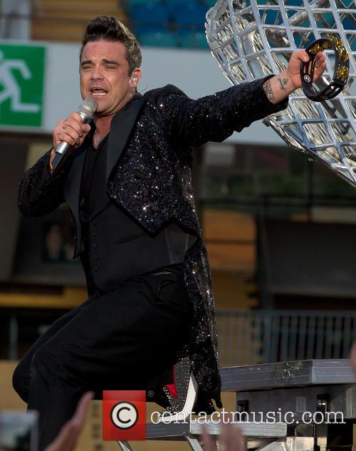Robbie Williams 34