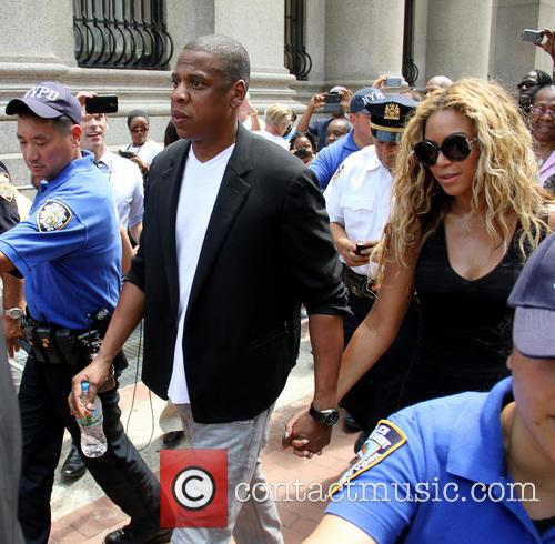Jay Z and Beyonce 4