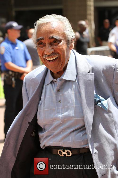 Justice and Congressman Charles B. Rangel 2