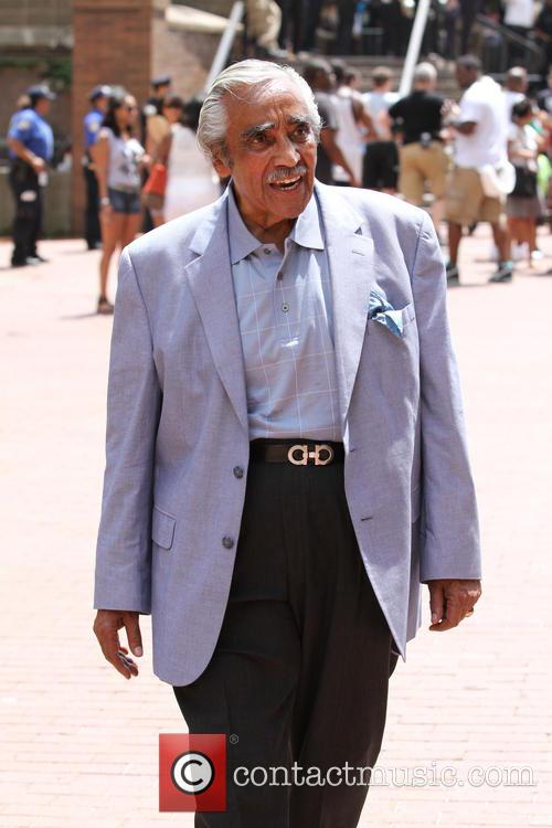 Justice and Congressman Charles B. Rangel 3