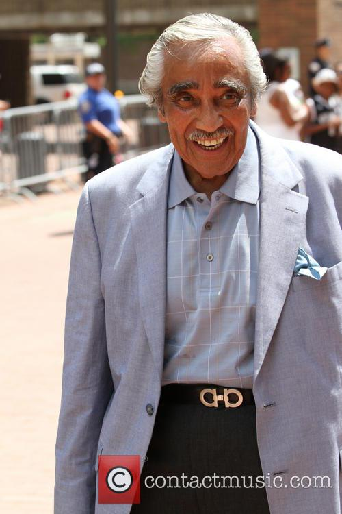 Justice and Congressman Charles B. Rangel 8