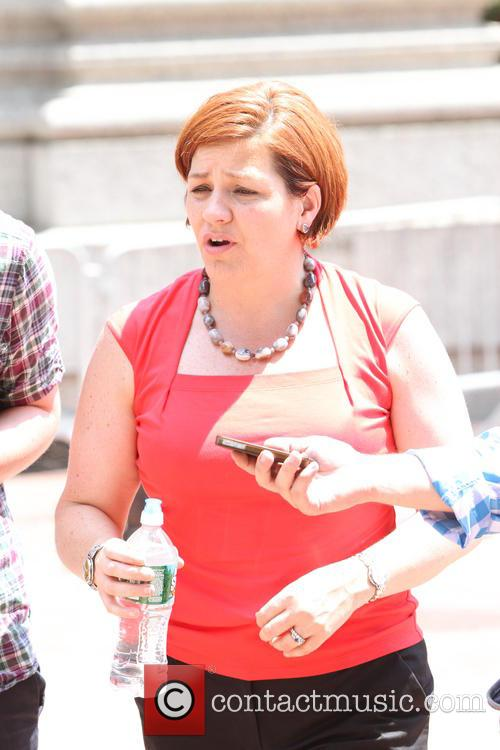 Justice and Nyc Mayoral Candidate Christine C. Quinn 9