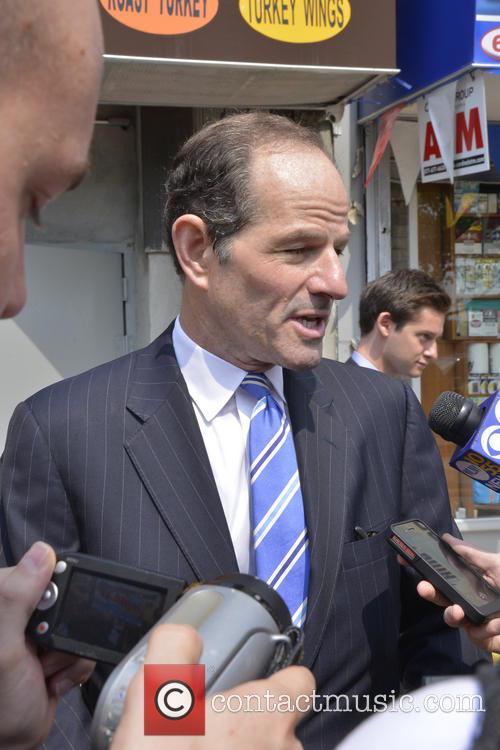 Justice and Elliott Spitzer 6