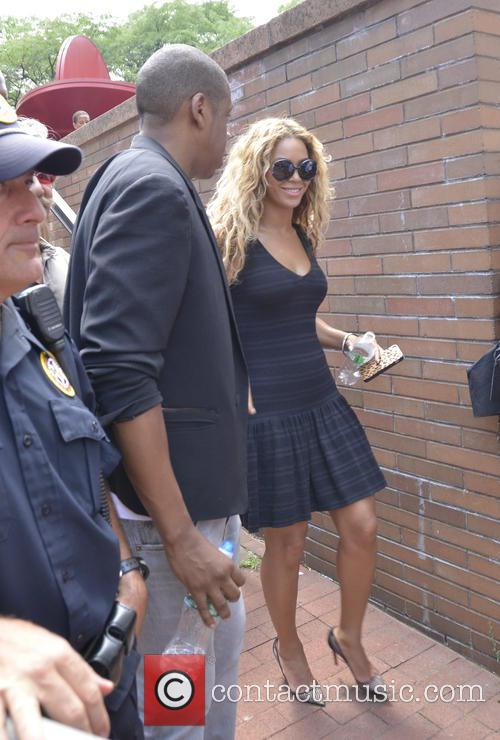 Jay Z and Beyonce 1