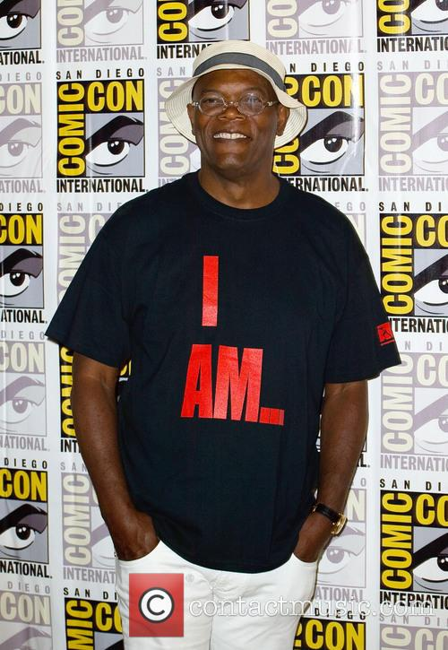 Samuel L. Jackson, Comic-Con