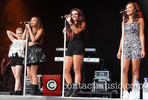 Jesy Nelson, Jade Thirwall, Perrie Edwards, Leigh-anne Pinnock and Little Mix 3