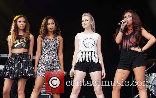 Jesy Nelson, Jade Thirwall, Perrie Edwards, Leigh-anne Pinnock and Little Mix 4