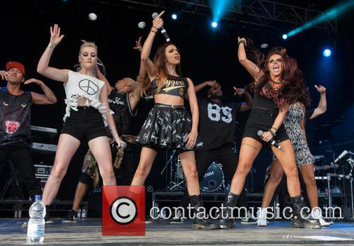 Jesy Nelson, Jade Thirwall, Perrie Edwards, Leigh-anne Pinnock and Little Mix 1