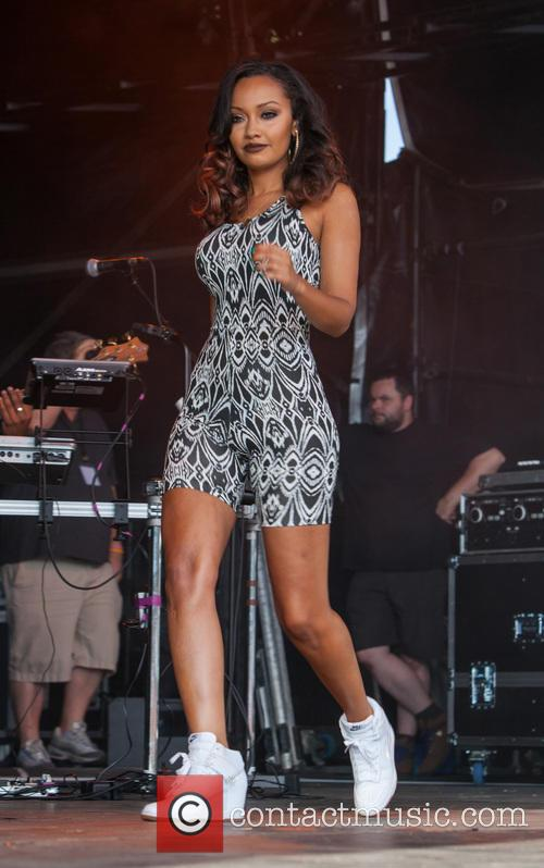 Leigh-anne Pinnock and Little Mix 4