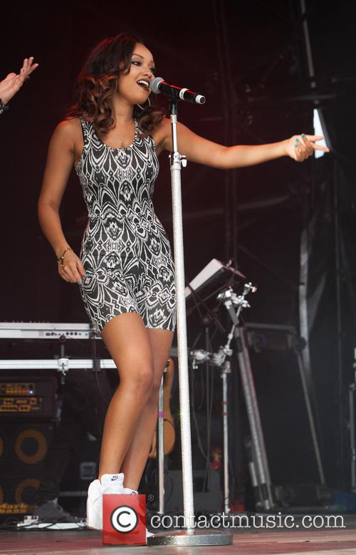 Leigh-anne Pinnock and Little Mix 5